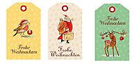 24 kleine Weihnachtsgrüße - Produktdetailbild 1