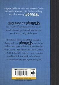 365 Days of Wonder - Produktdetailbild 1