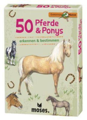 50 Pferde & Ponys entdecken & bestimmen, Carola von Kessel