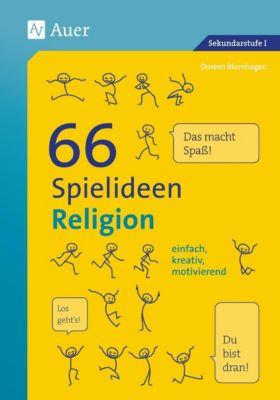 66 Spielideen Religion, Doreen Blumhagen