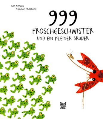 999 Froschgeschwister und ein kleiner Bruder, Ken Kimura