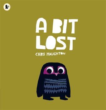 A Bit Lost, Chris Haughton