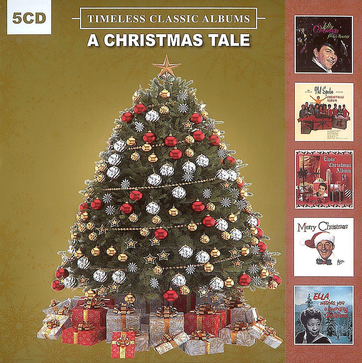 A Christmas Tale, 5 CDs CD jetzt bei Jokers.de online bestellen