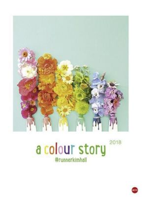 a colour story 2018, Kim Hall