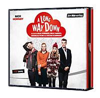 A Long Way Down, 4 Audio-CDs - Produktdetailbild 1