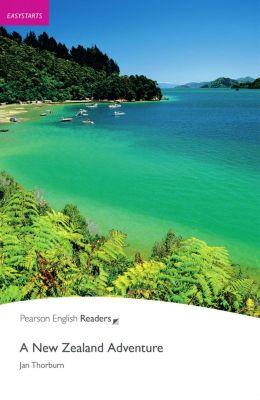 A New Zealand Adventure, m. MP3-Audio-CD, Jan Thorbun