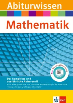 Abiturwissen Mathematik, Harald Scheid