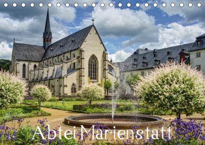 Abtei Marienstatt (Tischkalender 2018 DIN A5 quer), Bodo Schmidt