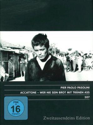 Accattone - Wer nie sein Brot mit Tränen ass, DVD