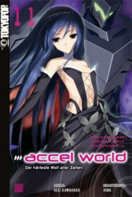 Accel World, Reki Kawahara, Hima, Biipii