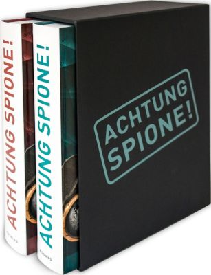 Achtung Spione!, 2 Bde.