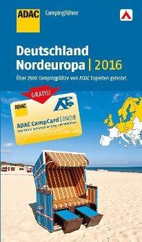 ADAC Campingführer Deutschland und Nordeuropa 2016