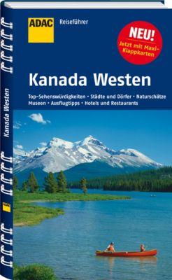ADAC Reiseführer Kanada, Westen, Heike Wagner, Bernd Wagner