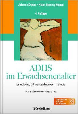 ADHS im Erwachsenenalter, Johanna Krause, Klaus-Henning Krause