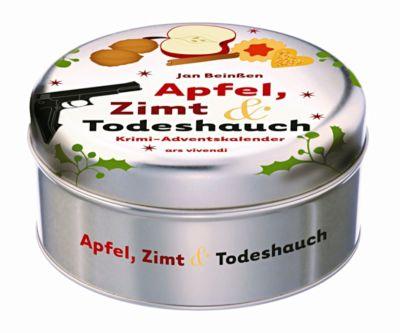 Adventskalender Apfel, Zimt & Todeshauch, Jan Beinßen, Thomas Kastura