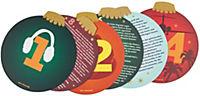 "Adventskalender ""Apfel, Zimt & Todeshauch"" - Produktdetailbild 2"
