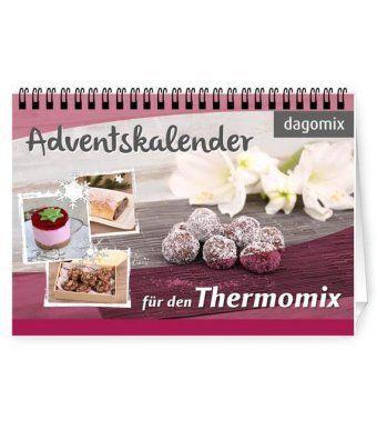 Adventskalender für den Thermomix, Gabriele Dargewitz, Andrea Dargewitz