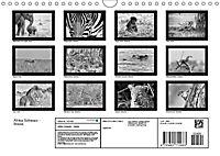Afrika Schwarz - Weiss (Wandkalender 2018 DIN A4 quer) - Produktdetailbild 13