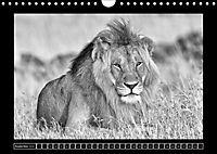 Afrika Schwarz - Weiss (Wandkalender 2018 DIN A4 quer) - Produktdetailbild 9