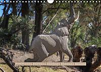 Afrikas Tierwelt - Wilde Elefanten (Wandkalender 2018 DIN A4 quer) Dieser erfolgreiche Kalender wurde dieses Jahr mit gl - Produktdetailbild 11
