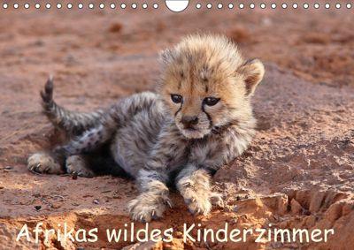 Afrikas wildes Kinderzimmer (Wandkalender 2018 DIN A4 quer) Dieser erfolgreiche Kalender wurde dieses Jahr mit gleichen, Michael Herzog