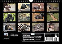 Afrikas wildes Kinderzimmer (Wandkalender 2018 DIN A4 quer) Dieser erfolgreiche Kalender wurde dieses Jahr mit gleichen - Produktdetailbild 13