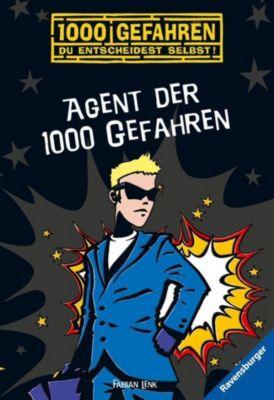 Agent der 1000 Gefahren, Fabian Lenk