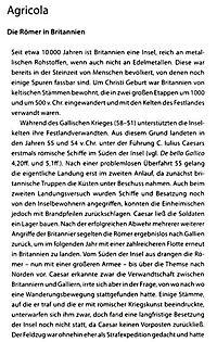 Agricola und Germania - Produktdetailbild 3