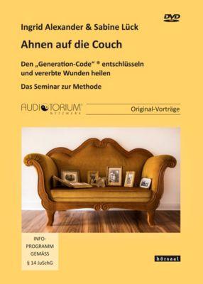 Ahnen auf die Couch, 3 DVDs, Ingrid Alexander, Sabine Lück
