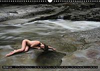 Aktfotografie auf Stein und FelsenCH-Version (Wandkalender 2018 DIN A3 quer) - Produktdetailbild 10