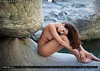 Aktfotografie auf Stein und FelsenCH-Version (Wandkalender 2018 DIN A3 quer) - Produktdetailbild 9