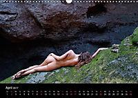 Aktfotografie auf Stein und FelsenCH-Version (Wandkalender 2018 DIN A3 quer) - Produktdetailbild 4