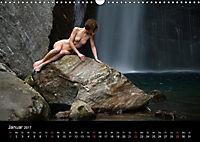 Aktfotografie auf Stein und FelsenCH-Version (Wandkalender 2018 DIN A3 quer) - Produktdetailbild 1