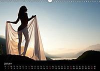 Aktfotografie auf Stein und FelsenCH-Version (Wandkalender 2018 DIN A3 quer) - Produktdetailbild 7