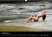 Aktfotografie auf Stein und FelsenCH-Version (Wandkalender 2018 DIN A3 quer) - Produktdetailbild 12