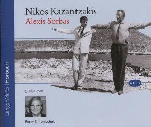 Alexis Sorbas, 6 CDs, Nikos Kazantzakis