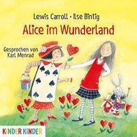 Alice im Wunderland, 1 Audio-CD, Lewis Carroll, Ilse Bintig