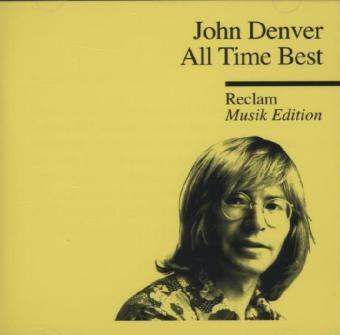 All Time Best - Reclam Musik Edition 33, John Denver