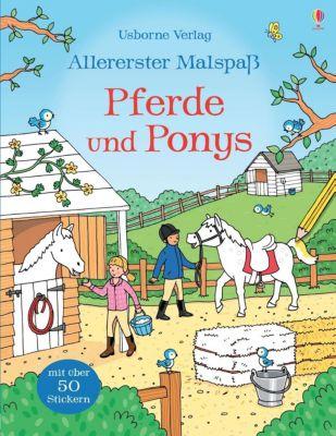 Allererster Malspaß: Pferde und Ponys, Jessica Greenwell