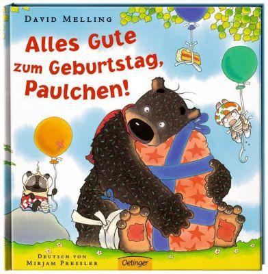 Alles Gute zum Geburtstag, Paulchen!, David Melling