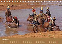 Alltag in Madagaskar (Tischkalender 2018 DIN A5 quer) - Produktdetailbild 3