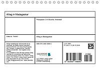 Alltag in Madagaskar (Tischkalender 2018 DIN A5 quer) - Produktdetailbild 13