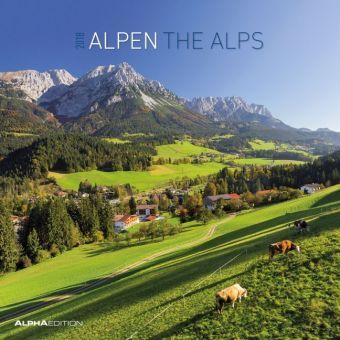 Alpen / The Alps 2018