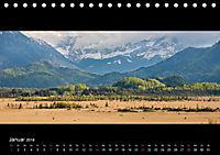 Alpenrand zwischen Isar und Lech (Tischkalender 2018 DIN A5 quer) - Produktdetailbild 1