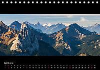 Alpenrand zwischen Isar und Lech (Tischkalender 2018 DIN A5 quer) - Produktdetailbild 4