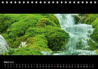 Alpenrand zwischen Isar und Lech (Tischkalender 2018 DIN A5 quer) - Produktdetailbild 3