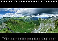 Alpenrand zwischen Isar und Lech (Tischkalender 2018 DIN A5 quer) - Produktdetailbild 7