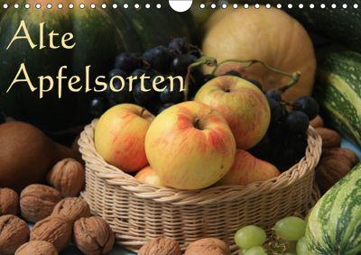 Alte Apfelsorten (Wandkalender 2018 DIN A4 quer), Geotop Bildarchiv/I. Gebhard