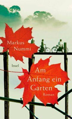 Am Anfang ein Garten, Markus Nummi