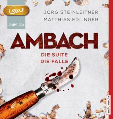 Ambach - Die Suite / Die Falle, 2 MP3-CDs, Jörg Steinleitner, Matthias Edlinger